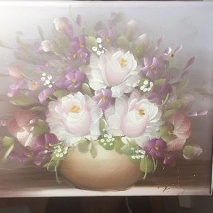 Stunning Floral Painting
